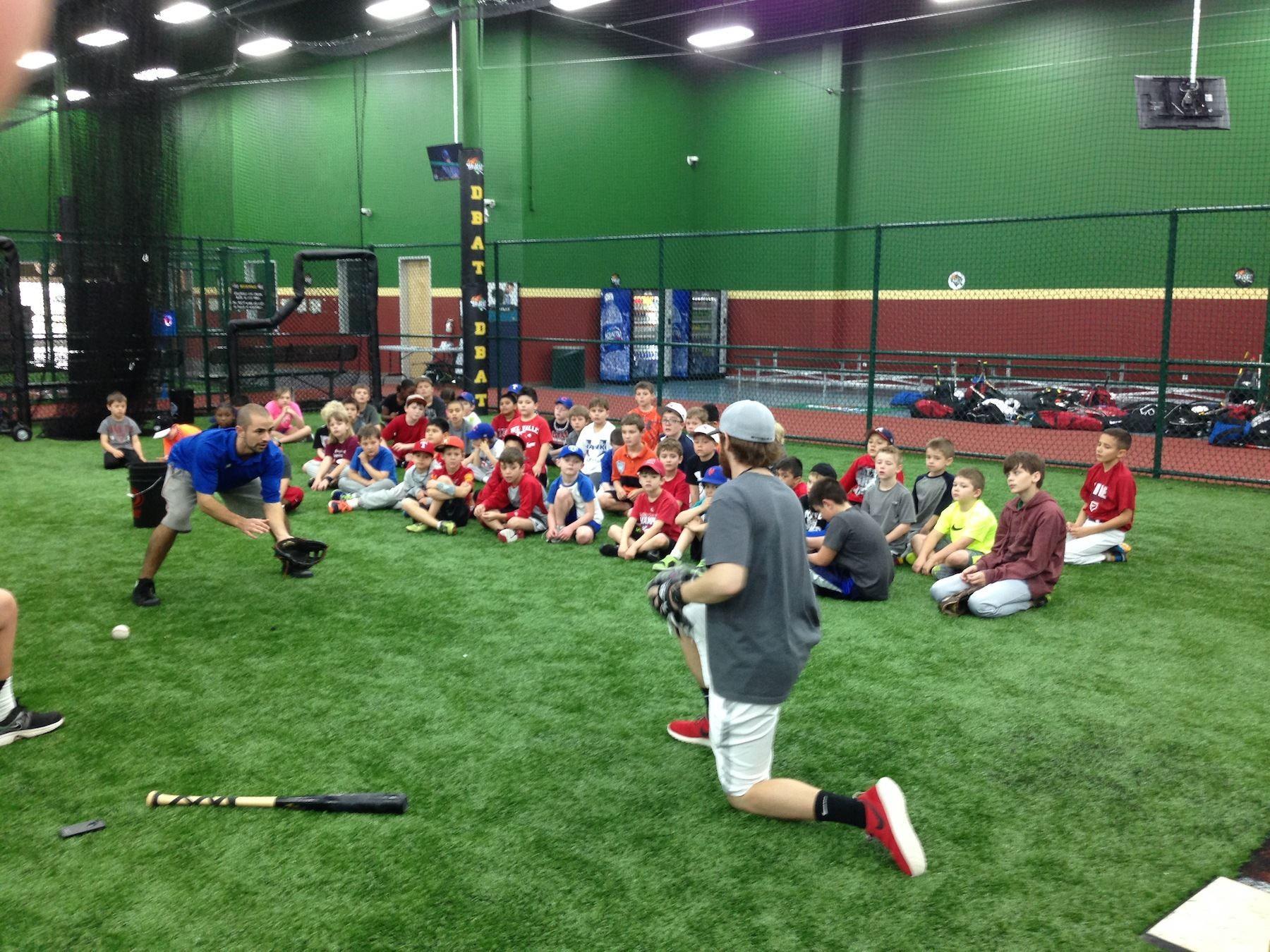 D Bat Austin Kids Sports Kids Baseball Exercise For Kids