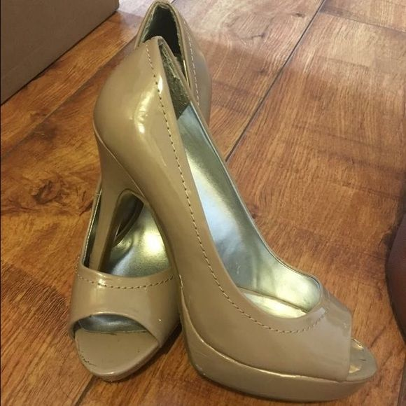 Candies Nude Heels | Candies, Shoes heels and Conditioning