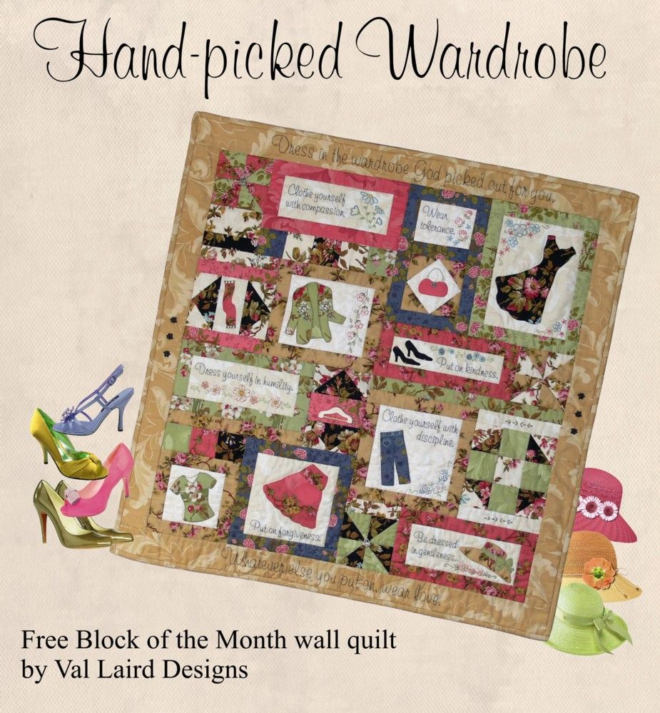 Free Block Of The Month Quilt Patterns 2017 Cool Design Inspiration