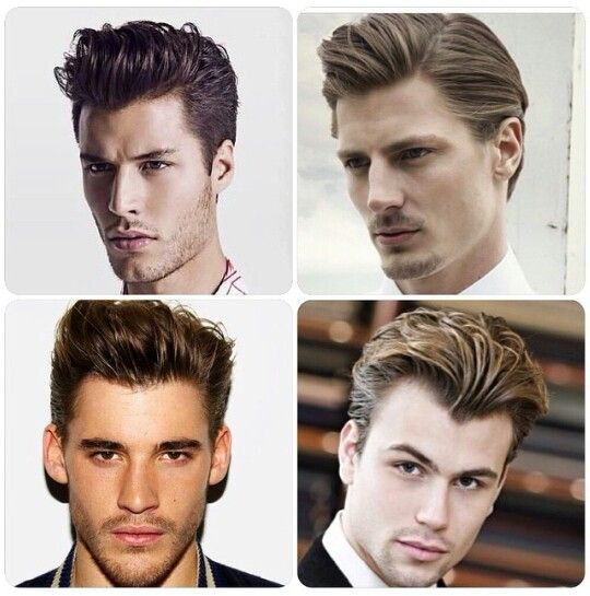 Pick Your Style Menshairstyle My Ever Changing Hair Pinterest