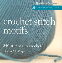 Harmony Guides - Crochet Stitch Motifs