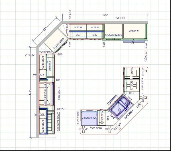 1000 images about kitchen layout on pinterest kitchen layouts u shaped kitchen and layout