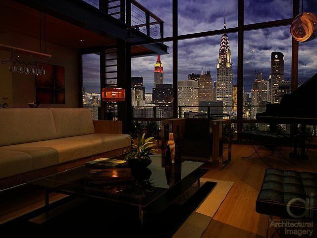 pin  kevin powell  interiors luxury loft atlanta condo luxury penthouse