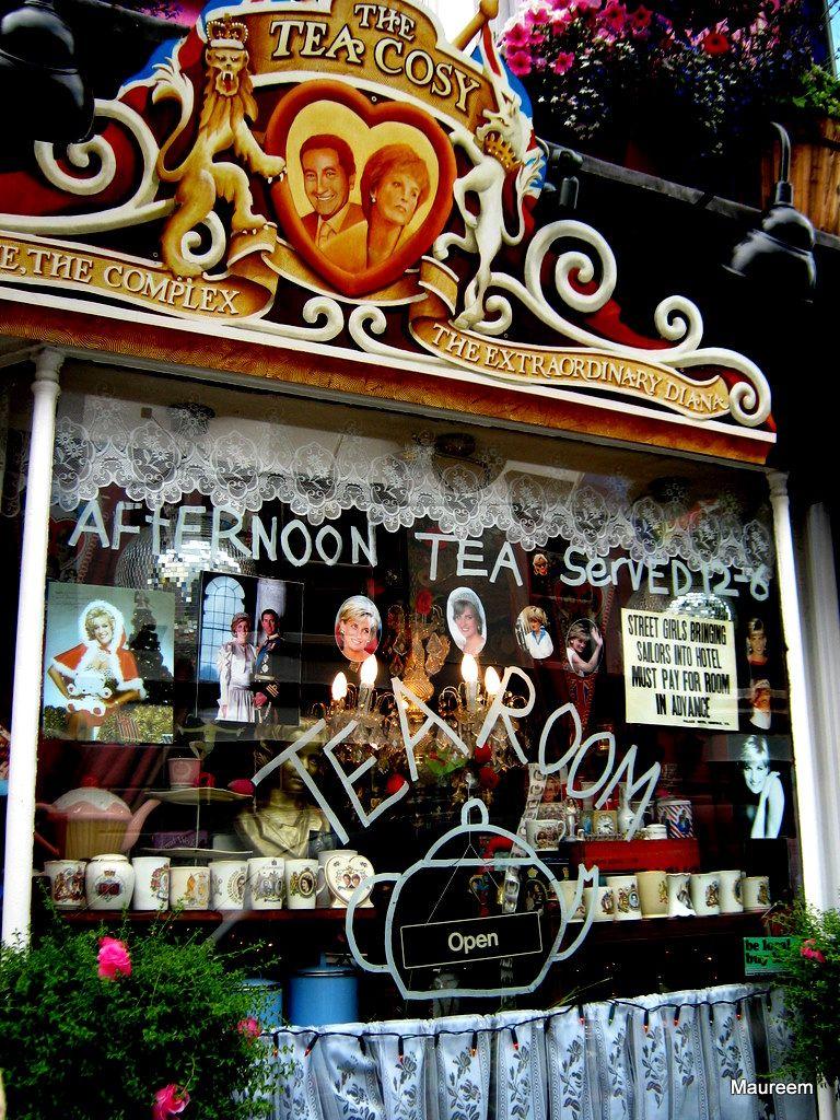 Tea Shop Brighton Tea Shop Tea Room