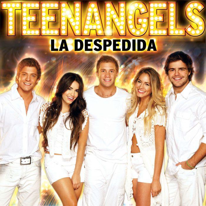 NUEVO DISCO DE TEENANGELS, A LA VENTA EN TODAS LAS DISQUERAS