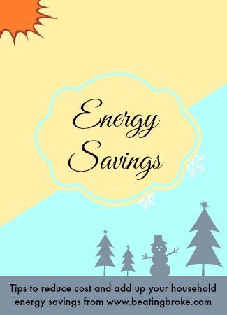 Energy Savings Tips To Reduce Seasonal Extreme Heating And