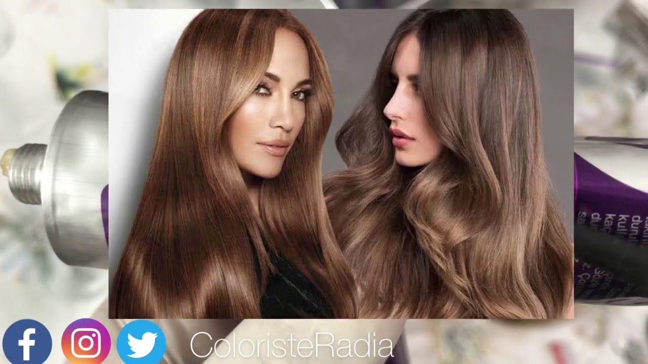 Le Blond Noisette الاشقر الغزالي Radia Coloriste Morfose10 Youtube Hair Styles Long Hair Styles Hair
