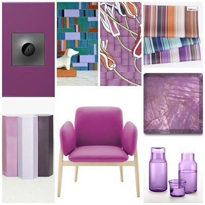 Check it out: Architects-Toybox.com featured our Turner Upholstery in a recent article about Pantone's color of the year, Radiant Orchid.  #design #pantone #radiantorchid #textiles- Want it? Buy it here: www.mbilv.com