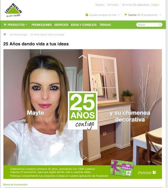 Blog sobre diy bricolaje y decoracion low cost manualidades navidad pinterest bricolaje - Bricolaje y decoracion ...
