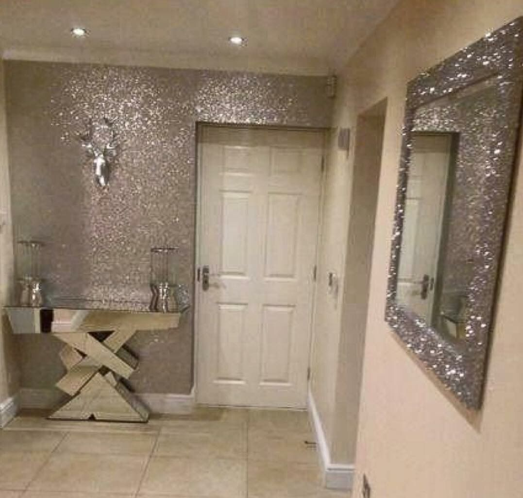 Umm Glitter Paint Bathroom Would Be Amazing Look At Me