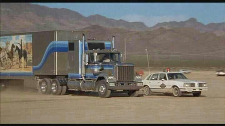 f62f69b3 Smokey and the bandit 2 | Movie Trucks | Smokey, the bandit, Trucks ...