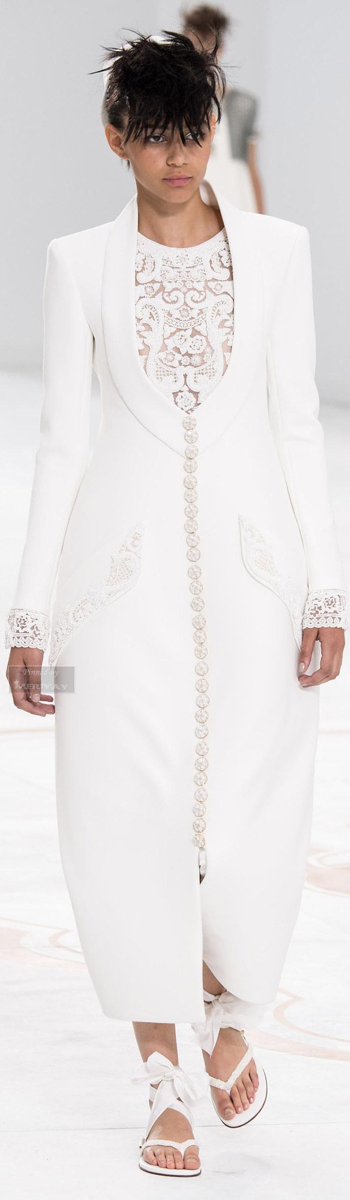 Chanel Fall-winter 2014-2015.