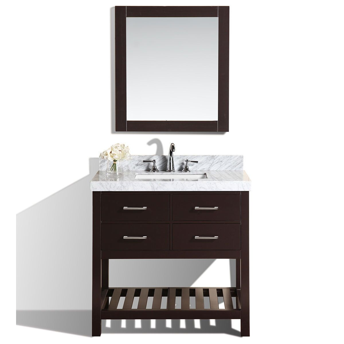 Explore Modern Bathroom Vanities And More!
