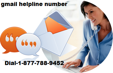 Gmail helpline number for Gmail help is 18777889452