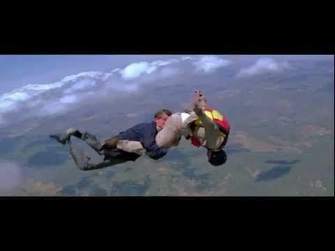 Moonraker Parachute Scene Youtube Skydiving Blockbuster Movies Movie Scenes