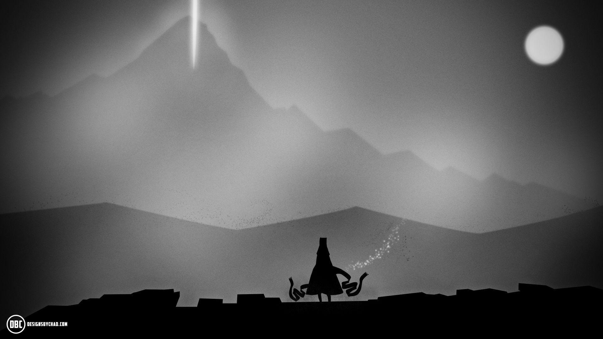Journey Limbo Mashup Wallpaper by Chadski51 on DeviantArt
