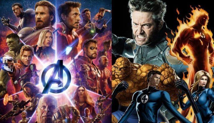 Why Weren T X Men And Fantastic Four In Avengers Endgame Marvel Posters Avengers Marvel