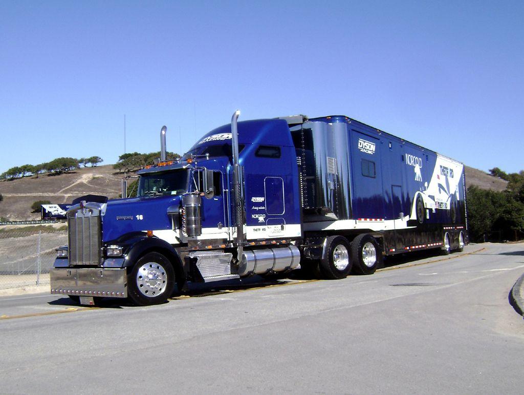 kenworth big rig truck
