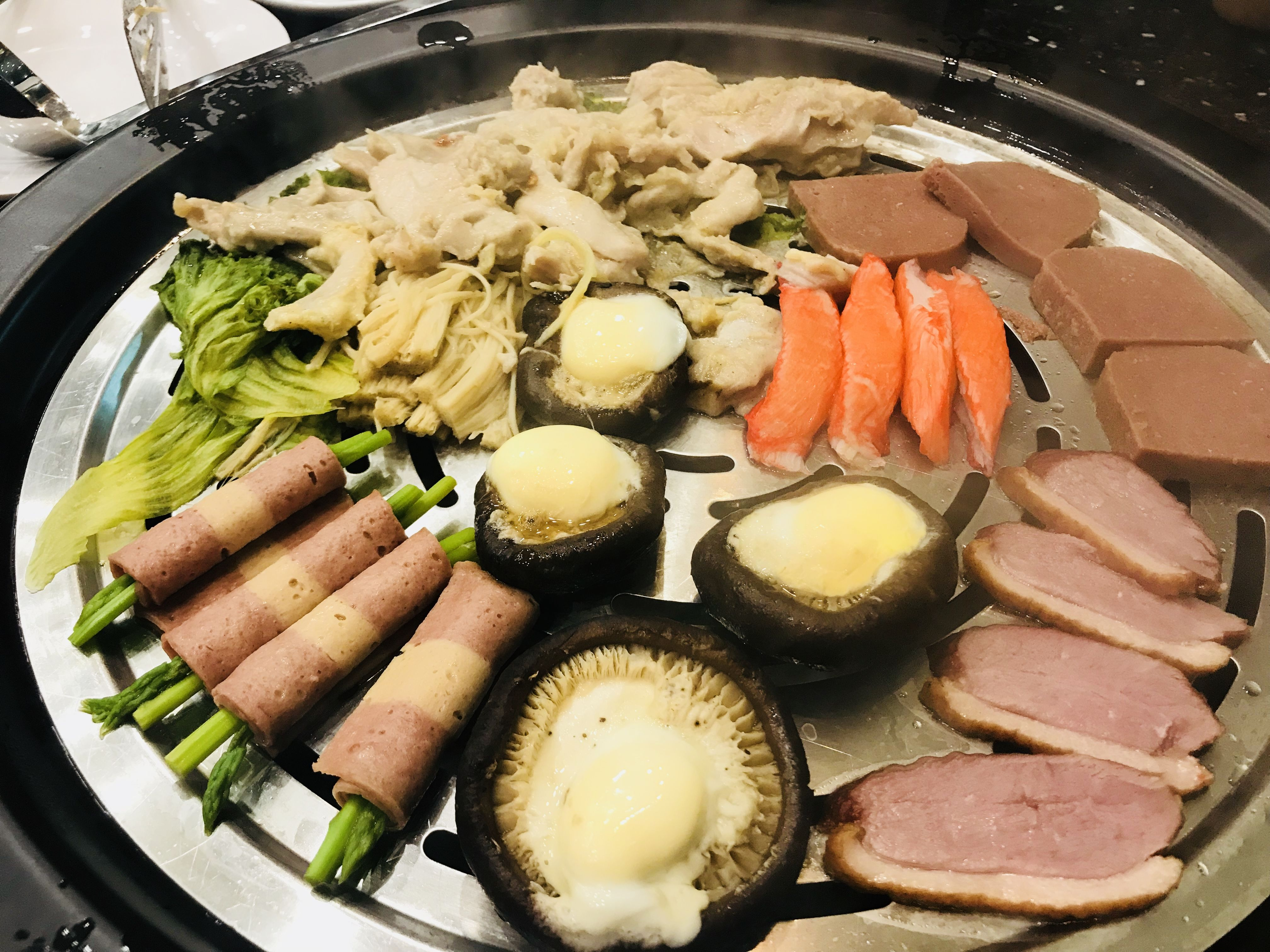 Sedap Dan Sihat Steam Pot Delicacy Halal Delicacy Restaurant