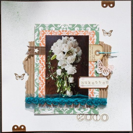 A Project by MissMian from our Scrapbooking Gallery originally submitted 10/03/11 at 02:59 PM