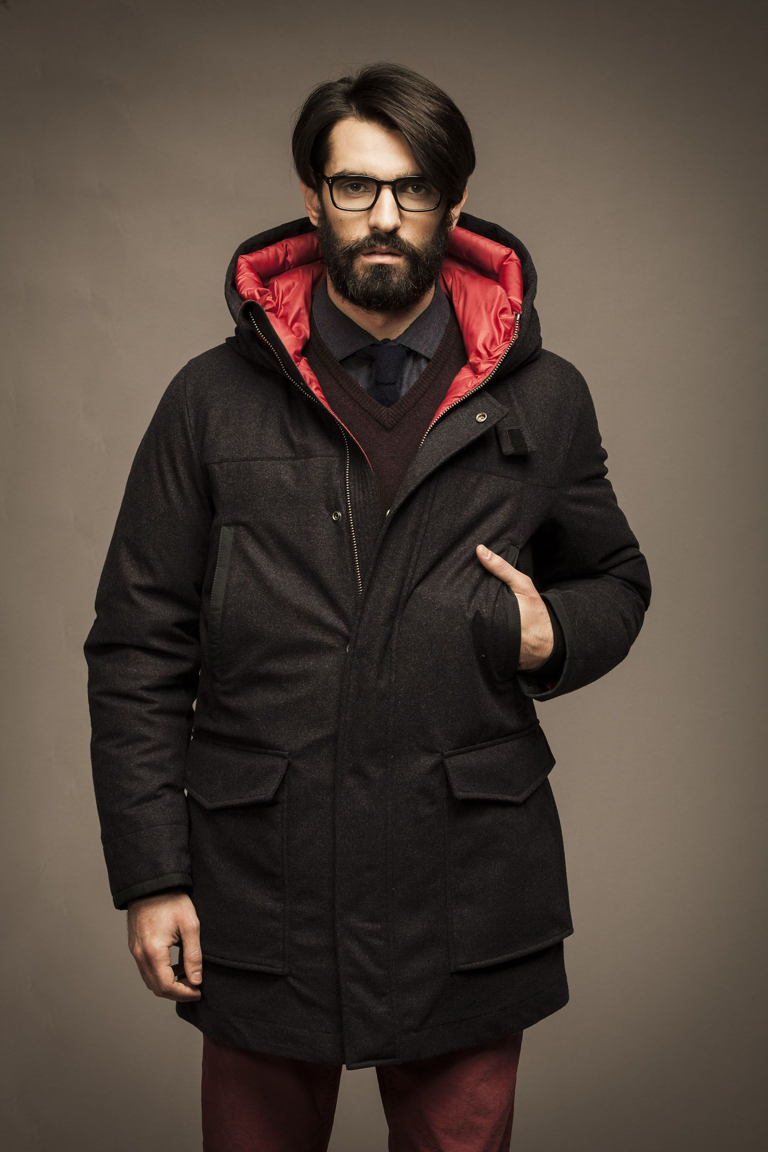 [preview] #Woolrich John Rich & Bros: lookbook #FW13 collection #man #fashion #style