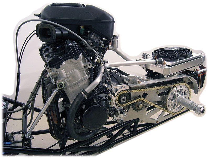 Hayabusa   land speed racing   Go kart, Racing, Engineering