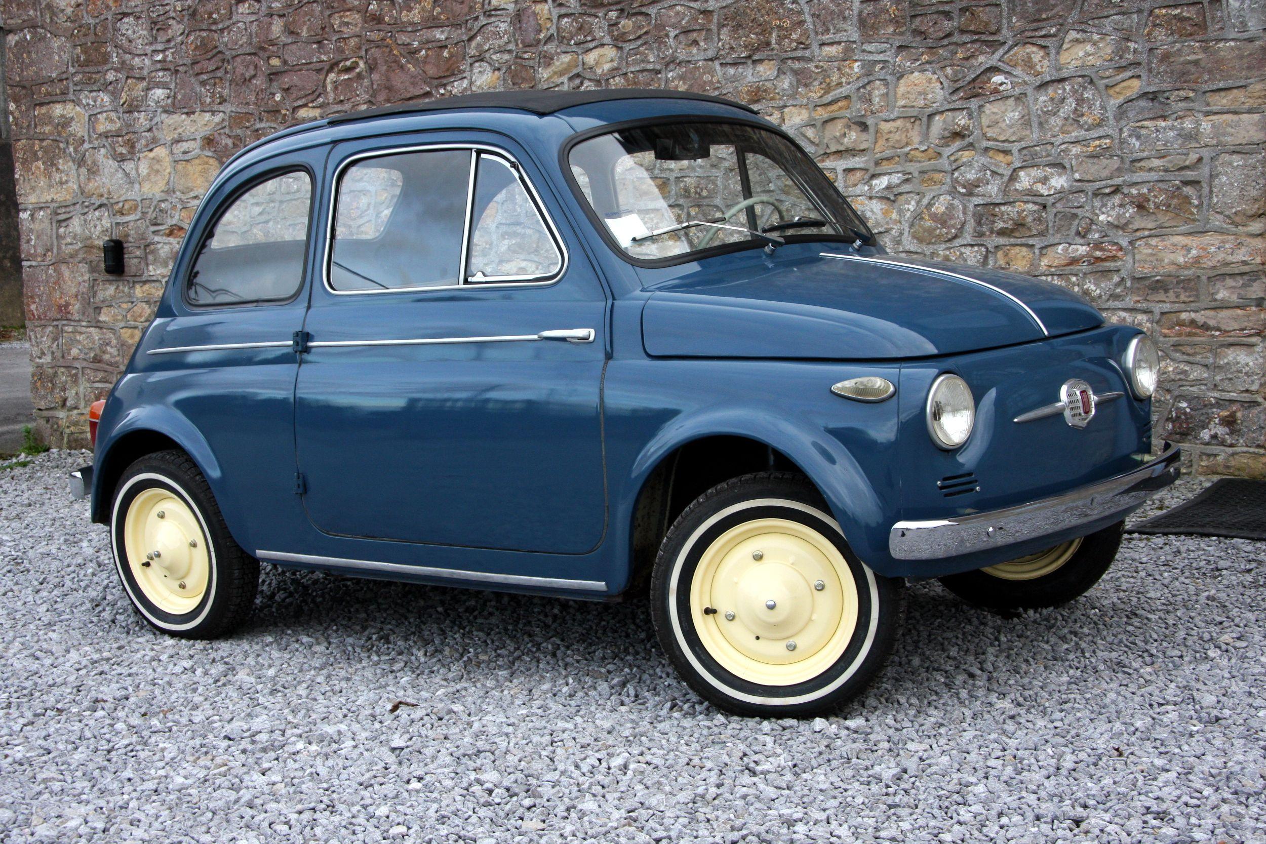 1959 Fiat 500n チンクエチェント