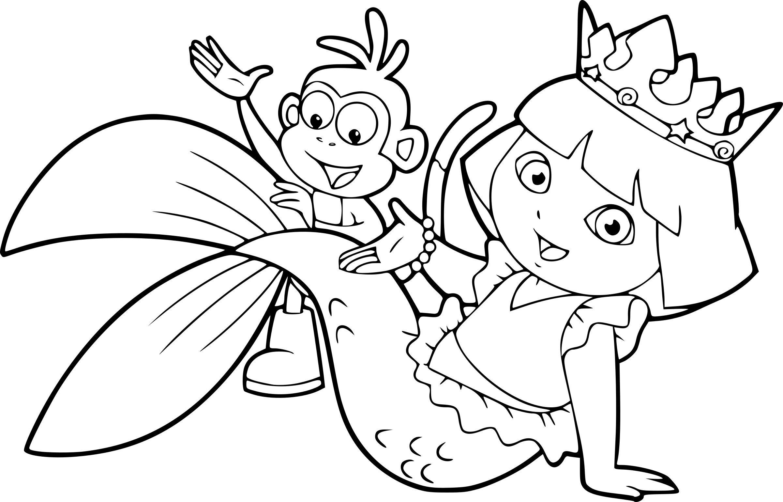 Resultat De Recherche D Images Pour Coloriage Dora Coloriage Dora Dora L Exploratrice Coloriage Ladybug