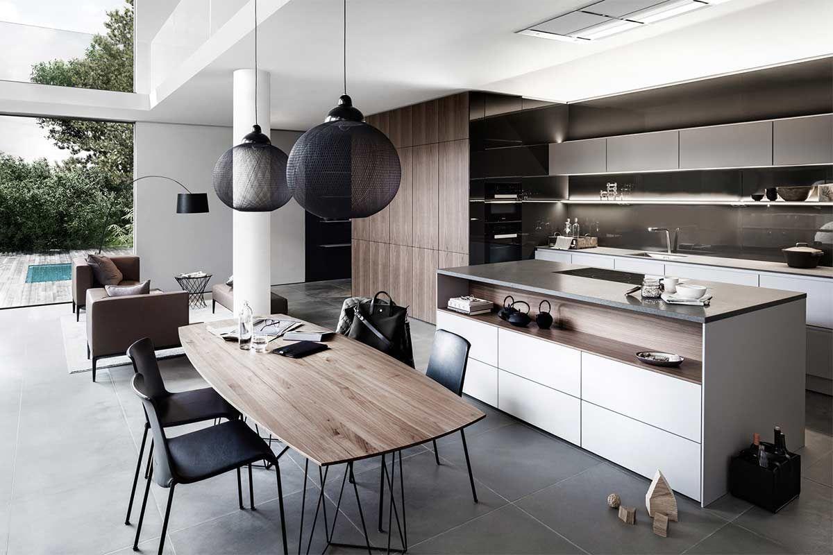 SIEMATIC Stilwelt PURE Kitchens Interiors And Modern Scandinavian
