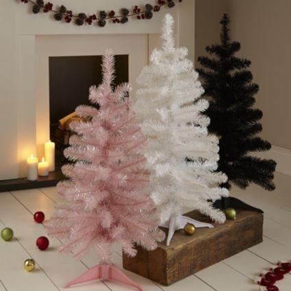 3ft Pink Christmas Tree Departments Diy At B Q Pink Christmas Tree Christmas Tree Pink Christmas