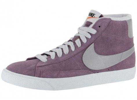 Nike Blazer Daim Cru Femme Mi Prime