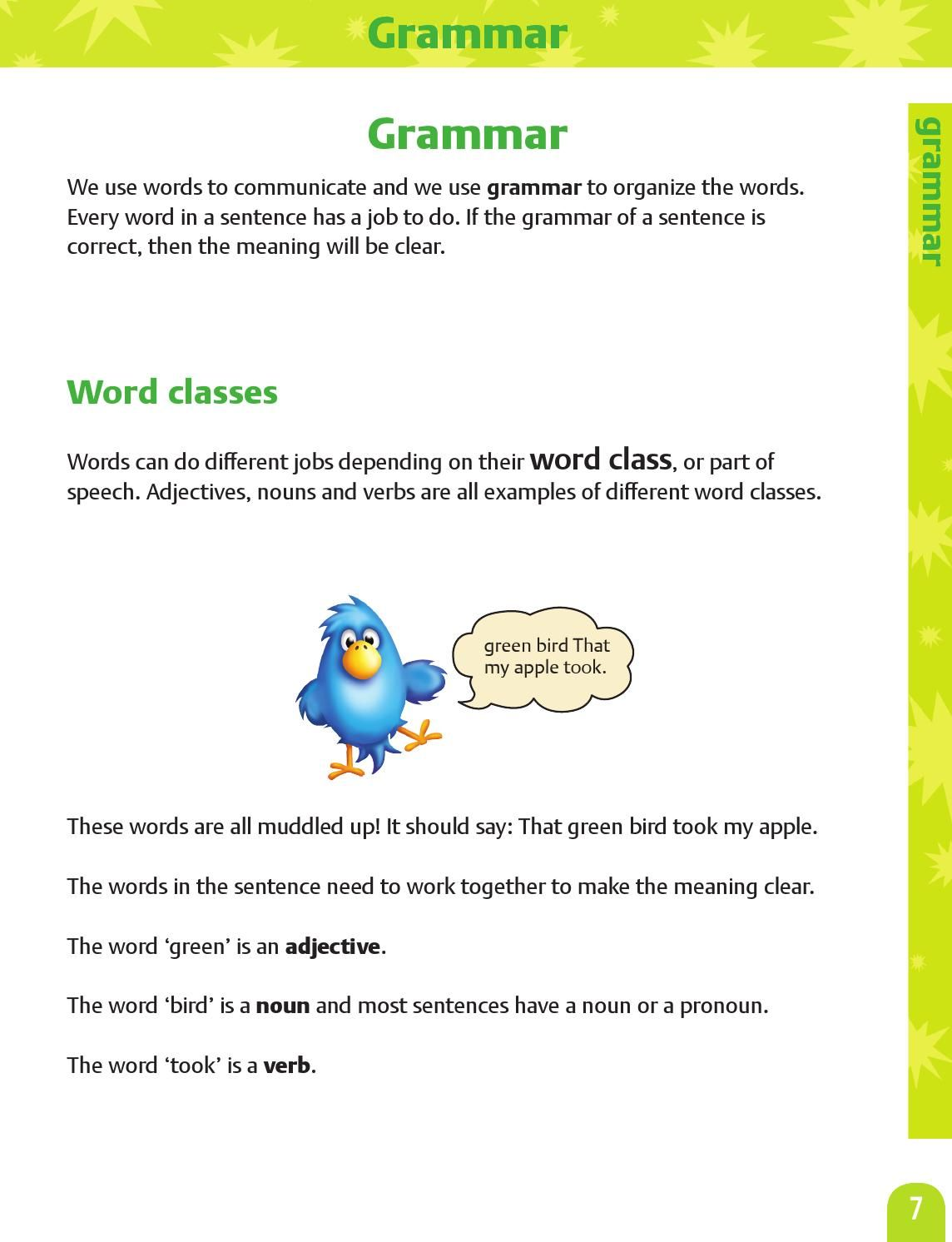 Oxford Primary Grammar Punctuation And Spelling Dictionary Primary Grammar Spelling Dictionary Grammar [ 1492 x 1144 Pixel ]