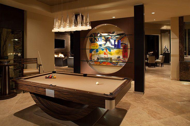 Superieur Custom Made   Modern Game Room Furniture