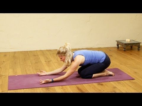power yoga downward facing dog pose some great yoga clips