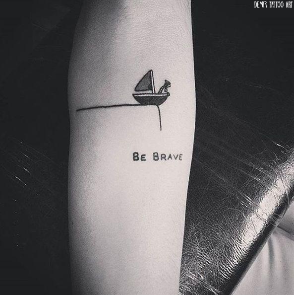 Photo of Tiny Tattoo Idea – TOP 60 des plus beaux tatouages minimalistes! Overp … – Nouvelle photo