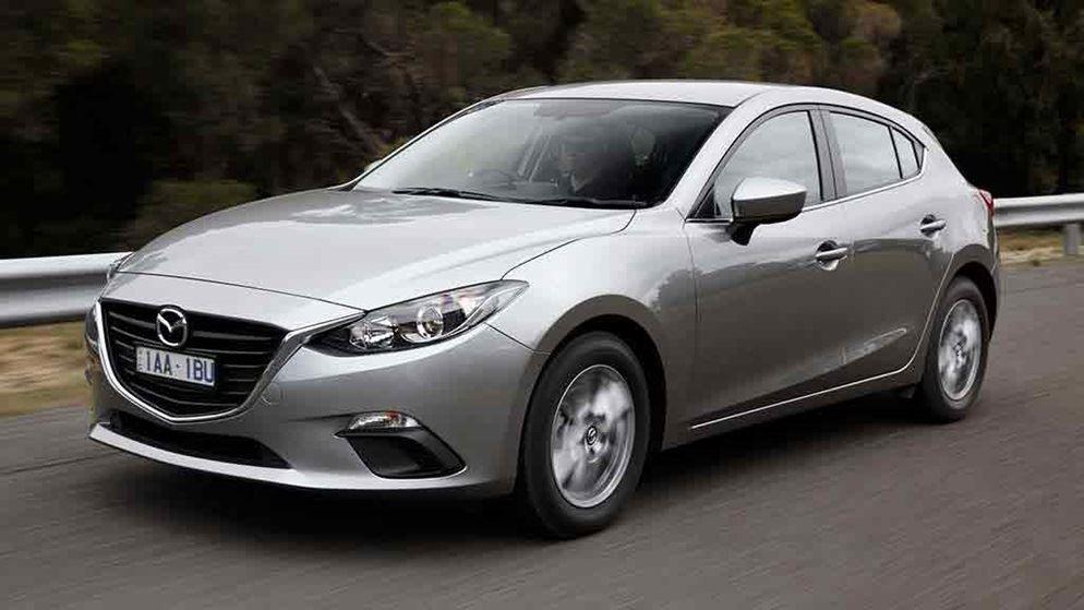Uber Mazda 3 SKYACTIV 1 5a BRAND NEW 2016 Car Rent Uber Car Rental
