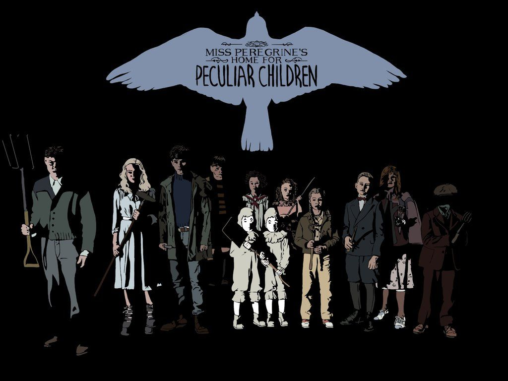 Miss Peregrine S Home For Peculiar Children By Anteikumask