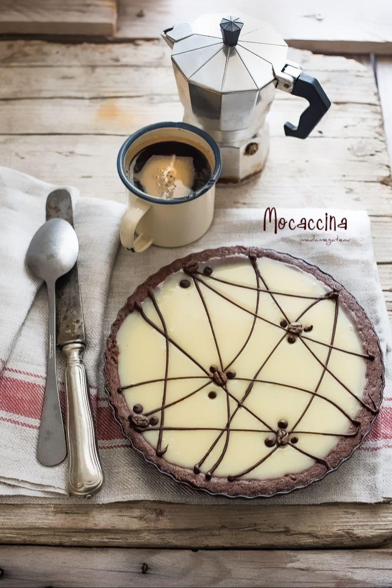 Torta Mocaccina di Knam (parte seconda