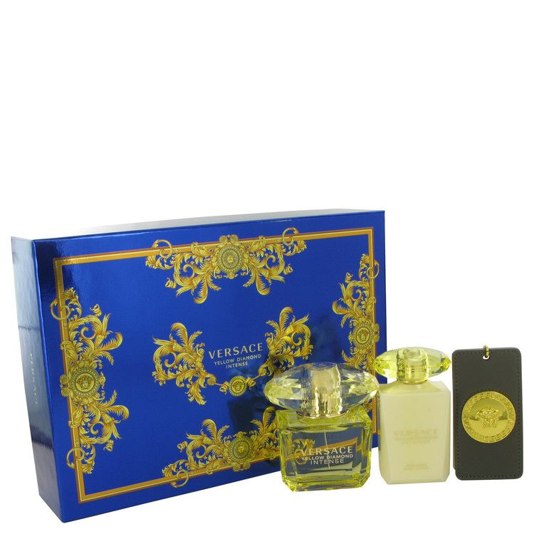 Gift set 3 oz eau de parfum spray 34 oz body lotion