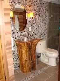 Log Pedestal Sink Base   Google Search