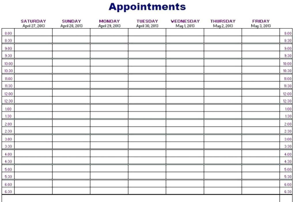 Download Free Printable Weekly Appointment Planner Printable Weekly Planner Templ Appointment Calendar Weekly Appointment Calendar Weekly Appointment Planner