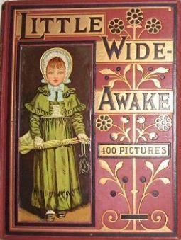 Lovely vintage book art
