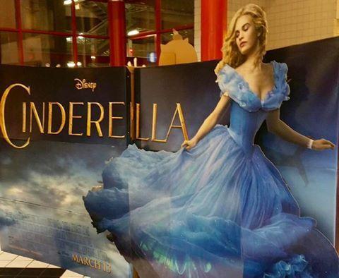 Where's my magic slipper? And is is Gucci? #Cinderella #CinderellaMovie HSN
