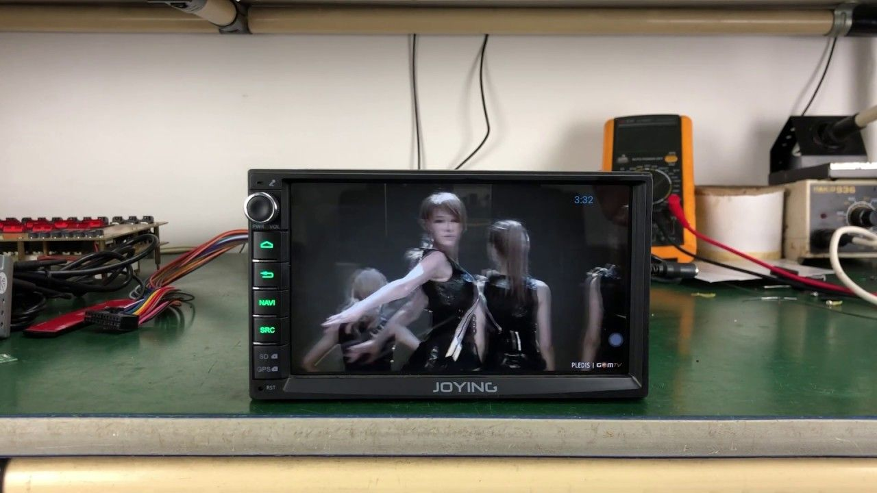 AnTuTu Tester in Joying 4G Android 8 1 Head Unit PIP system