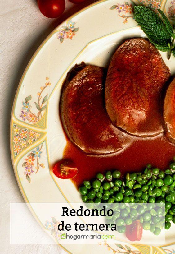 Receta de Karlos Arguiñano de redondo de ternera con verduras al ...