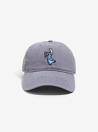 f6ee60a0f2d71 Disney Lilo   Stitch Kiss Face Dad Hat