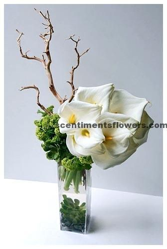 Modern Flower Arrangement You Should Know Contemporary Flower