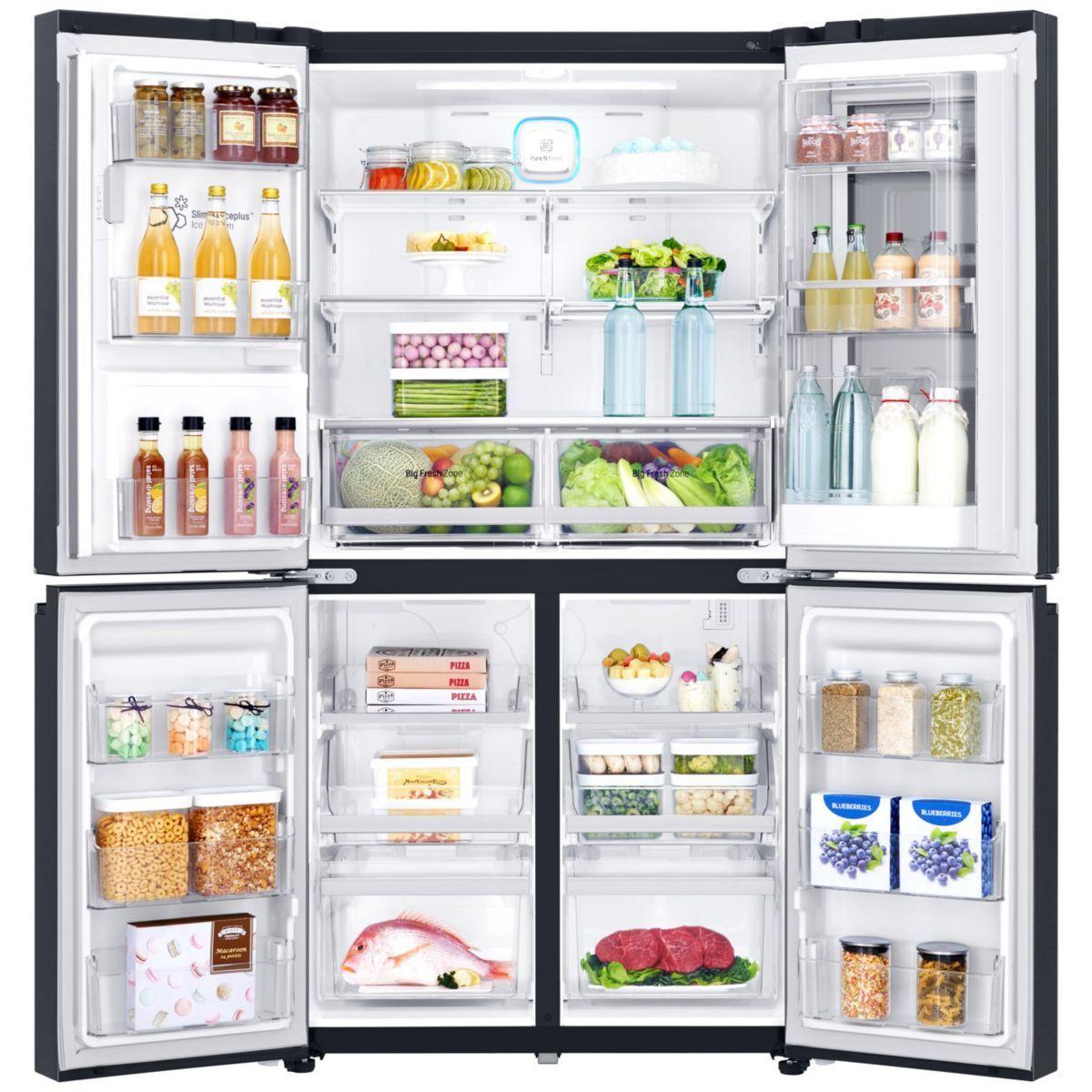 Refrigerateur Americain Faible Largeur réfrigérateur multi-portes gmk9331mt - taille : taille