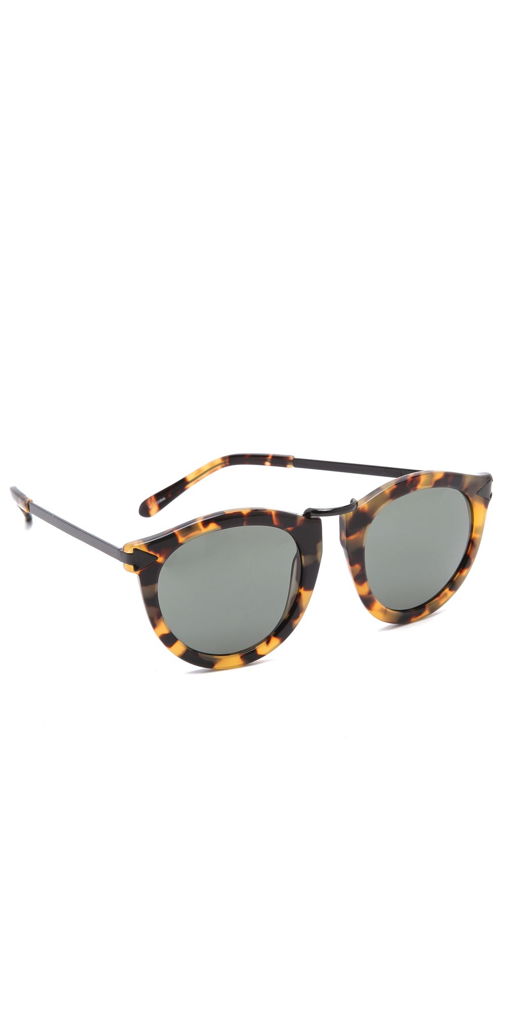 6535de9e367f Karen Walker Harvest Sunglasses