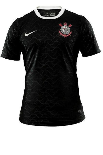 e153a1ab03 Camisa Corinthians 2012